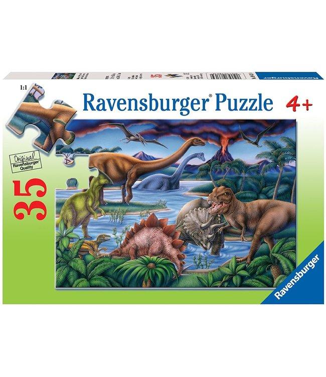 Ravensburger Dinosaur Playground - 35pc