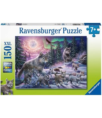 Ravensburger Northern Wolves Puzzle -150pc