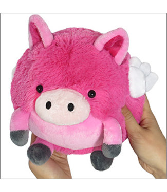 Squishable Flying Piglet - 7""
