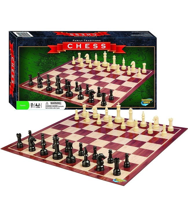 Continuum Games Family Traditions Chess