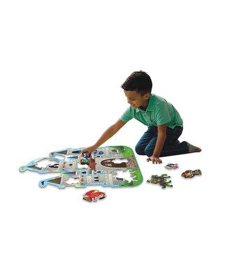 Peaceable Kingdom Castle Floor Puzzle