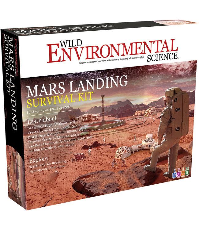 Learning Advantage Wild Environmental Science Mars Landing