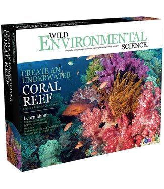 Learning Advantage Create an Underwater Coral Reef
