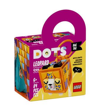 LEGO LEGO Dots Bag Tag Leopard - 41929