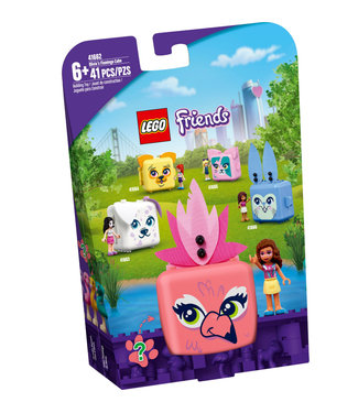 LEGO LEGO Friends Olivia's Flamingo Cube - 41662