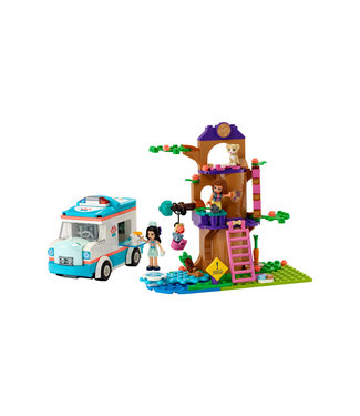 LEGO LEGO Friends Vet Clinic Ambulance - 41445