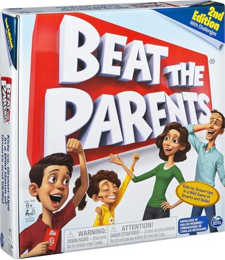 Spinmaster Beat the Parents
