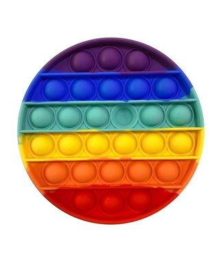 OMG Pop Fidgety Rainbow Round