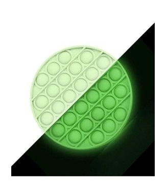 OMG Pop Fidgety Glow Round