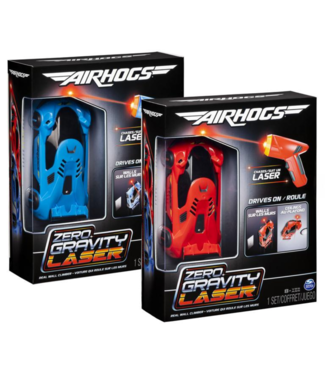 Spinmaster AIR HOGS, ZERO GRAVITY LASER, LASER-GUIDED REAL WALL CLIMBING RACE CAR