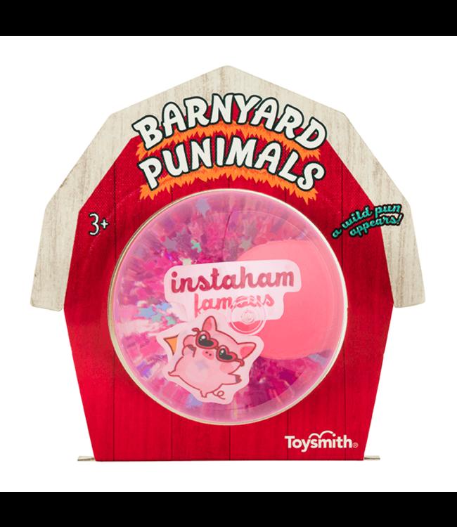 Toysmith Barnyard Punimals