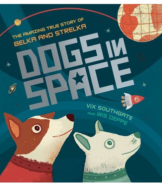 Usborne Dogs in Space