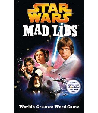 Penguin Publishing Mad Libs Star Wars