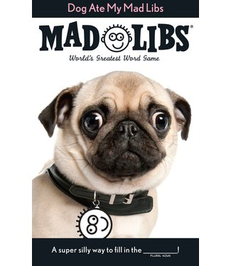 Penguin Publishing Mad Libs Dog Ate My Mad Libs