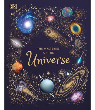 Penguin Publishing The Mysteries of the Universe: Discover the best-kept secrets of space