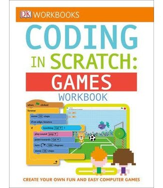 Penguin Random House Coding in Scratch: Games Workbook