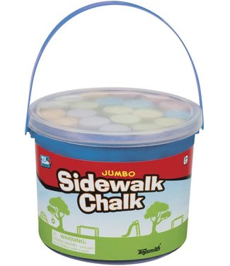 Toysmith Jumbo Side-walk chalk