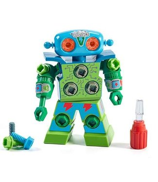Educational Insights Design & Drill Robot