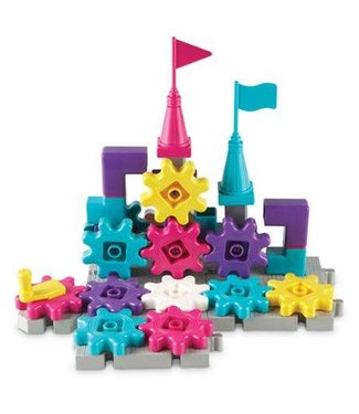 Learning Resources Gears! Gears! Gears! Castle Gears