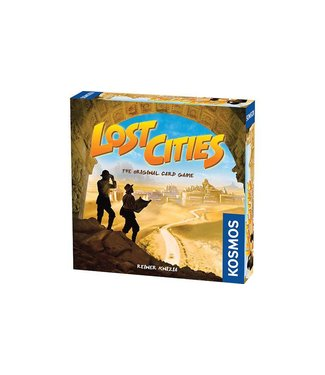 Kosmos Games Lost Cities - The Card Game