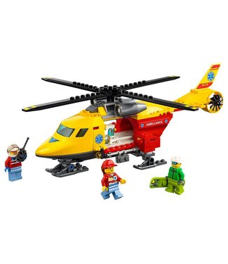 LEGO City Ambulance Helicopter - 60179