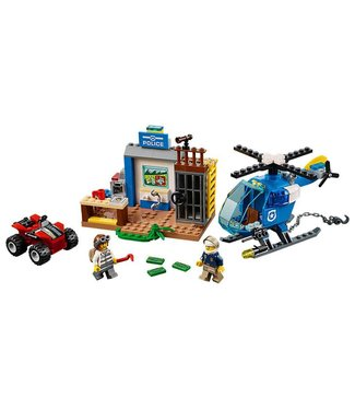 LEGO Juniors Mountain Police Chase - 10751