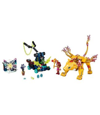 LEGO Elves Azari & the Fire Lion Capture - 41192