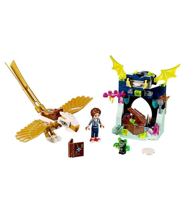 Jonesamp; Getaway Eagle The 41190 Emily Lego Elves xdCoreBW