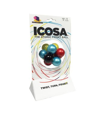 Brainwright Icosa: The Atomic Fidget Ball