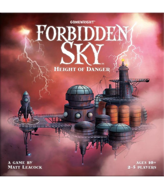 Gamewright Forbidden Sky: Height of Danger