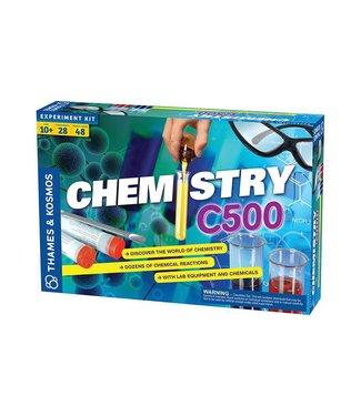 Thames & Kosmos Chemistry C500