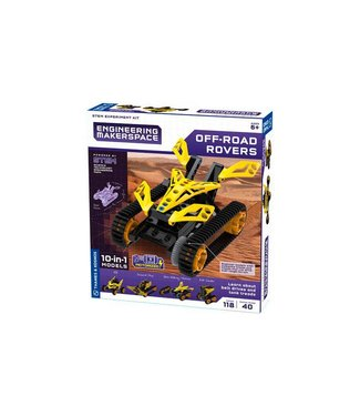 Engineering Makerspace Off-Road Rovers