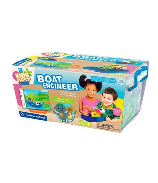 Kids First Boat Engineer