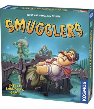 Thames & Kosmos Smugglers