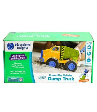 Educational Insights Design & Drill Dump Truck