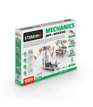Engino STEM Mechanics: Gears & Worm Drives