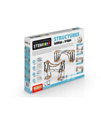 Engino STEM Structures: Buildings & Bridges