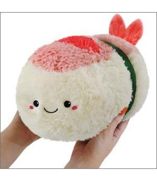 Squishable Mini Shrimp Sushi - 7""