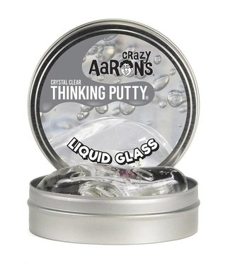 "Crazy Aaron Thinking Putty - 4"" Liquid Glass"