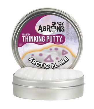 "Crazy Aaron Thinking Putty - 4"" Arctic Flare"