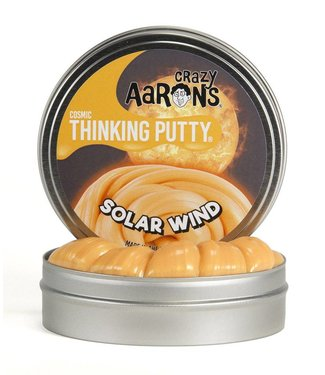 "Crazy Aaron Thinking Putty - 4"" Solar Wind"