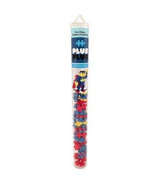 Plus-Plus Mini Maker Tube - Superhero