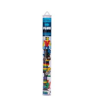 Plus-Plus Open Play Tube - Basic Mix