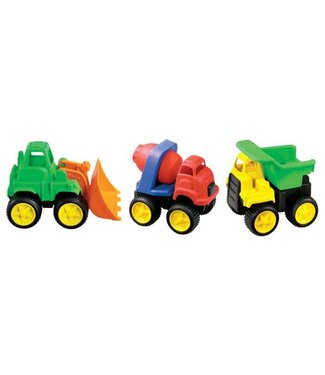 Kidoozie Little Tuffies Trucks