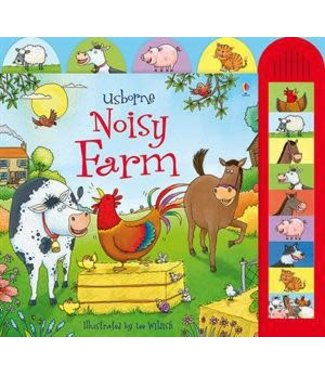 Usborne Noisy Farm