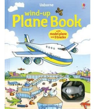 Usborne Wind-up Plane Book