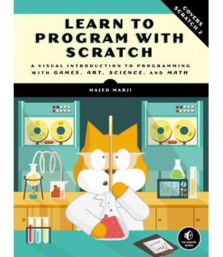 No Starch Press Learn to Program with Scratch
