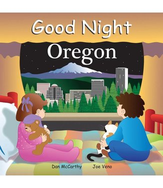 Penguin Random House Good Night Oregon