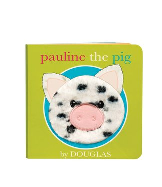 Douglas Pauline the Pig - Board Book