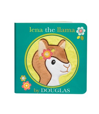 Douglas Lena the Llama - Board Book